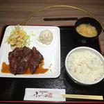 北海道焼肉 ふらの 肉割烹 - 普通に美味しい定食