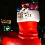 黒猫夜 - 東京ミッドタウンのクリスマス@2011/12