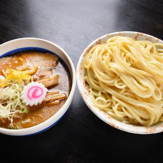 """つけ麺生みの親""""山岸一雄氏""""直伝のこの味!!"""