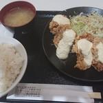 からあげ縁 - 料理写真:チキン南蛮定食