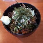 らー麺 つけ麺 おぐり - チャーシュー飯