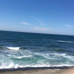 ウィンドミル - 風が強くなって波が出てきました