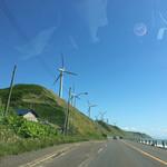 ウィンドミル - 風車が連なっています