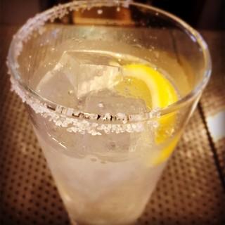 【こだわり】シチリア産レモンを使ったサワー!