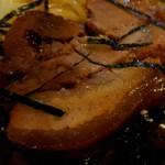 お食事処 南海 - 醤油つけ麺のチャーシュー