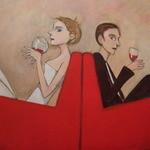 MA MAISON - おしゃれな壁画です。