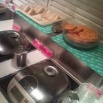 SWEETS PARADISE - 料理ボード