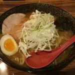 麺屋 しん - 焦がし醤油780円