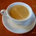 ダニエルハウス - 食後のコーヒー