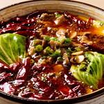四川家庭料理 楊 八戸 - 四川風水煮豚肉