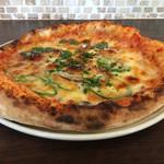 イタリア料理 ラ・フレスカ - ピザでっかいなww