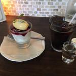 イタリア料理 ラ・フレスカ - デザートとコーシー