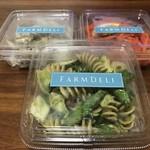 ファームデリ - テイクアウトサラダ三種類