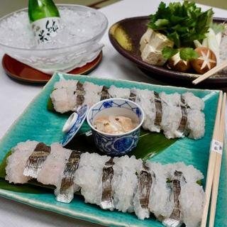 欽山 - 料理写真:鱧すき鍋