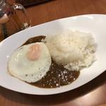 8代葵カフェ - 朝カレー