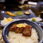モーリヤ - 神戸牛ランプステーキ120g(A5) 6500円