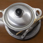 109151502 - 鍋焼うどん