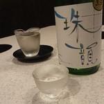KoKoRotake 老松通り - ドリンク写真:久々に冷酒を♪