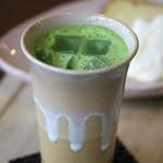 キモノスタイルカフェ - 抹茶セット