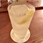 109152191 - レモンサワー 甘味