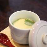 萩心海 - 茶碗蒸し