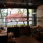 KAPPABASHI COFFEE & BAR - 和食器、どれもこれも欲しくなる~。