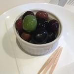 109157767 - 3種オリーブの盛り合わせ