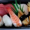 魚河岸すし 伊勢武 - 料理写真:握り寿司