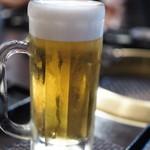 SATOブリアン - ビール