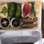 一口いなり むろや - 田舎寿司