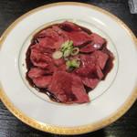 肉料理 阿蘇 - 心臓タレ焼 700円