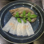 肉料理 阿蘇 - 海鮮焼(天使のエビ) 1100円
