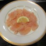 肉料理 阿蘇 - ミノ(塩) 1050円