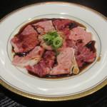 肉料理 阿蘇 - カルビ 1050円