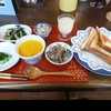 Rianokafe - 料理写真:焼きサンドセット600円