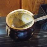山中製麺所 - おろしニンニク