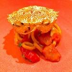 109164827 - ビーゴイ 蟹の旨味ソース スーゴ ディ グランキォ