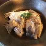 鮨政 - 鯛のあら炊き