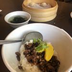 台湾料理 鼎 - ルーロー飯