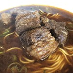 台湾料理 鼎 - 紅焼牛肉麺