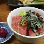桂城 - マグロ丼です☆ 2019-0605訪問