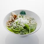 ベトナム料理 ふぉーの店 - たっぷり新玉ねぎと豚しゃぶのふぉー