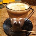 猿Cafe - カフェオレホット  550円