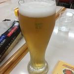 道頓堀 - ゴーヤードライ 普通のビールでした