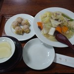 109171299 - 八宝菜定食