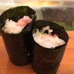 赤坂寿司 - ネギトロ巻き