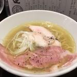 ロトブルワリー 麺や 天空 - 鶏白湯&煮干しのラーメン