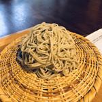 109175480 - 1枚目☆彡綺麗にそろえられた中細のお蕎麦(細切り)