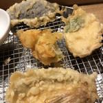 天ぷらめし 金子屋