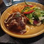Kaneki-Tei - 煮込みハンバーグ